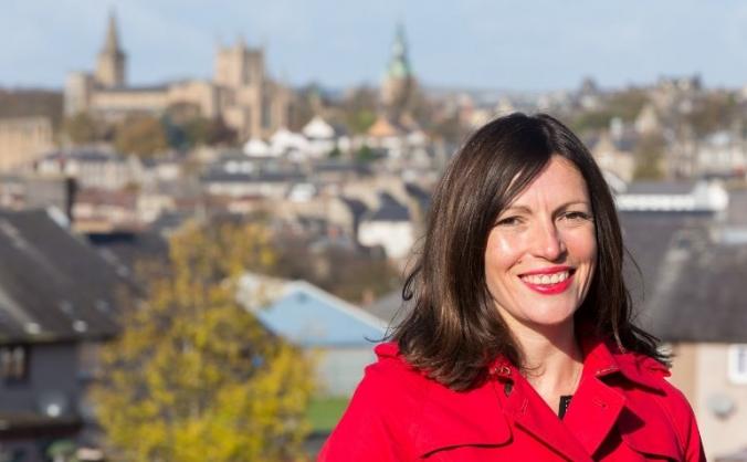 Cara Hilton for Dunfermline & West Fife