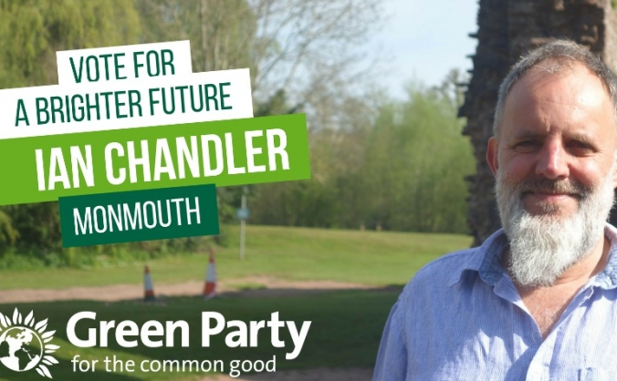 General election deposit for Greens in Monmouth