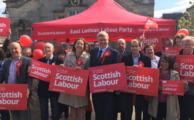 Elect Martin Whitfield as East Lothian's next MP