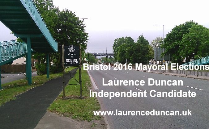 An Independent Mayor for Bristol in 2016