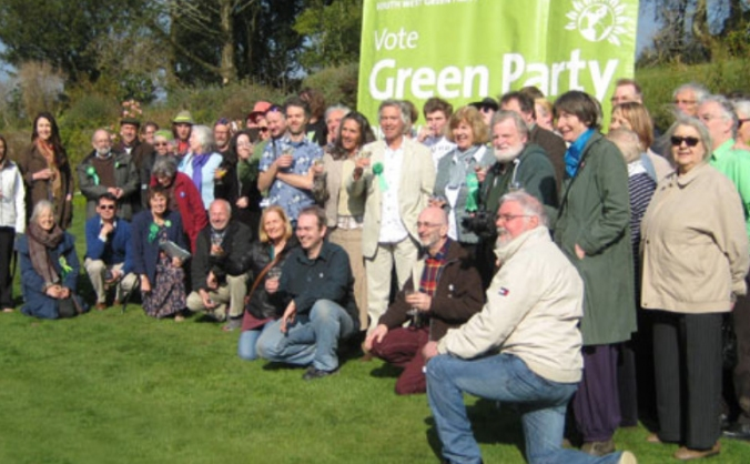 North Devon Green Party Election fighting fund