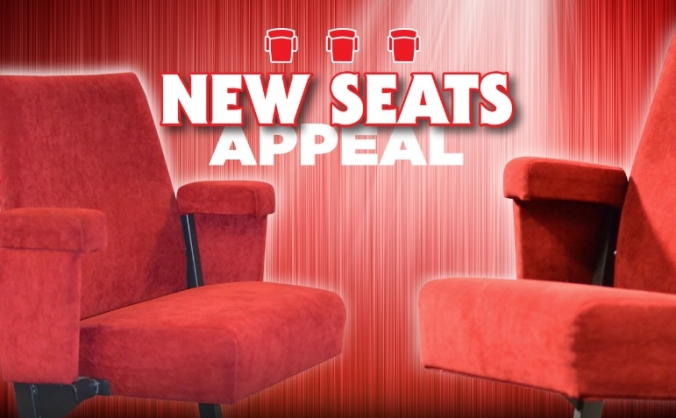 New Seats for Chorley Little Theatre