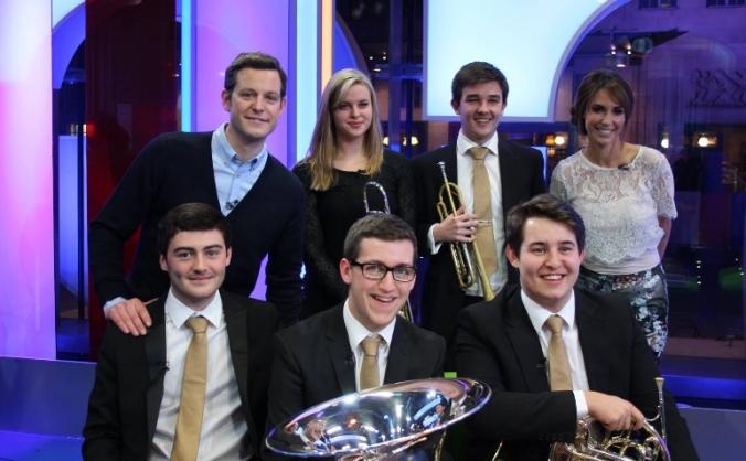 Crown Brass Recording