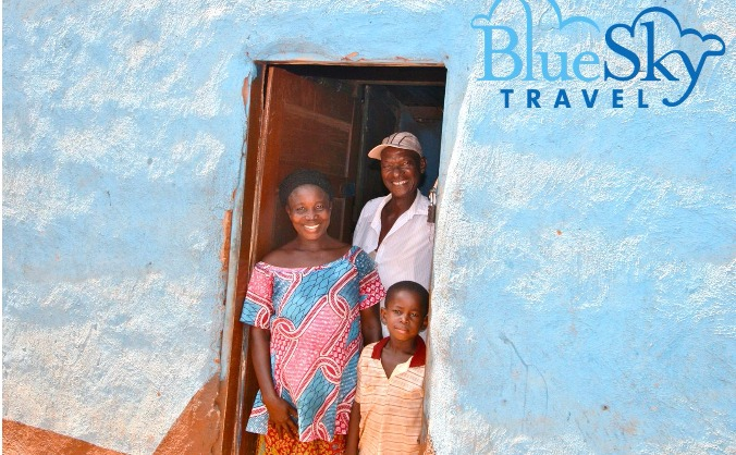 Blue Sky Travel - tackling poverty through tourism