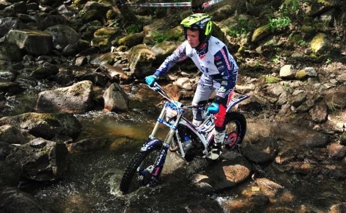 Jack Price USA 2015 World Trials