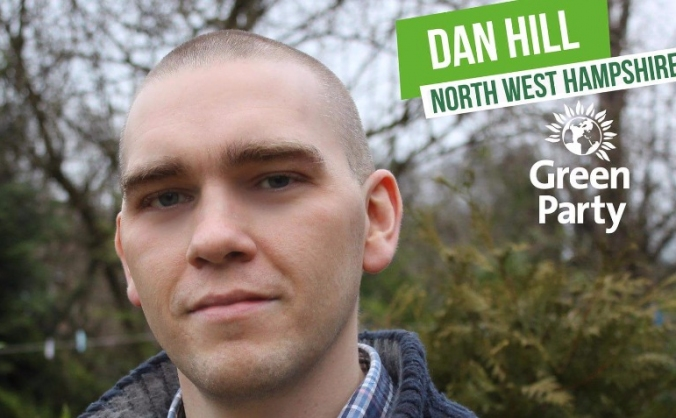 Elect Dan Hill - Green in Andover and NW Hampshire