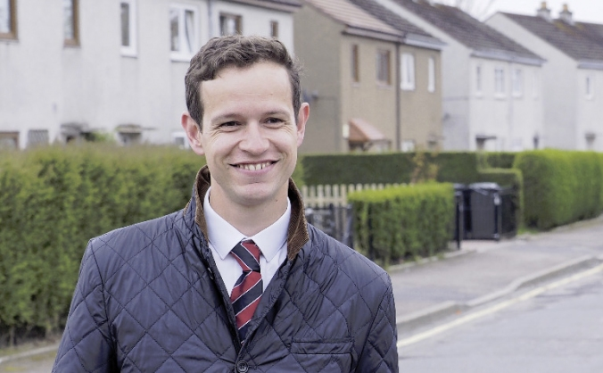 Re-elect Callum McCaig for Aberdeen South