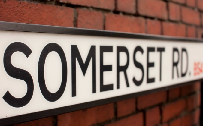 Somerset Road Street Party