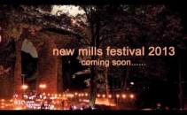 New Mills Festival Lantern Parade and Street Party