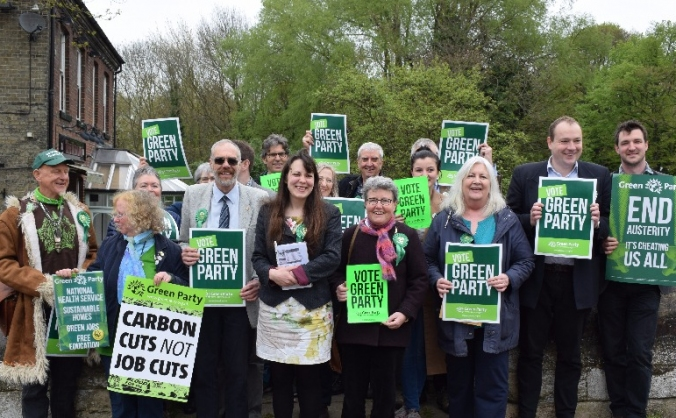 Elect a strong Green Voice for Norwich