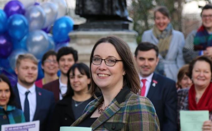 Re-Elect Eilidh Whiteford for Banff & Buchan