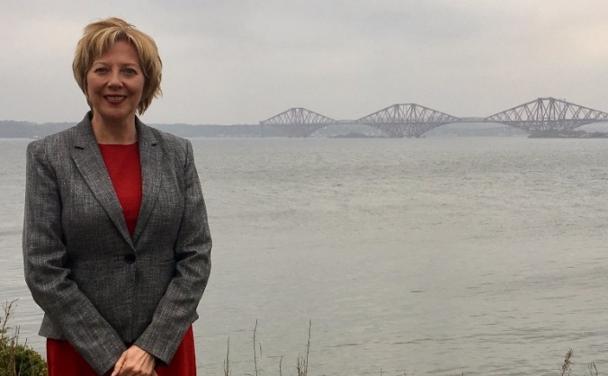 Lesley Laird for Kirkcaldy & Cowdenbeath