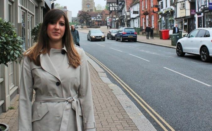 Rebecca Lury for Ruislip, Northwood & Pinner