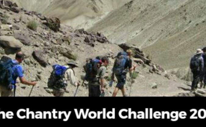 The Chantry World Challenge India 2017