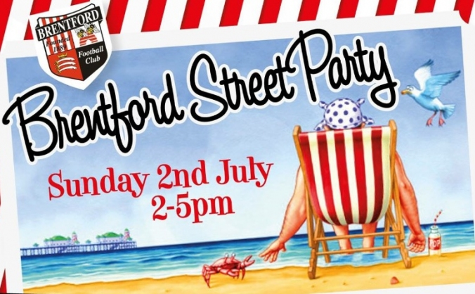 Brentford Street Party