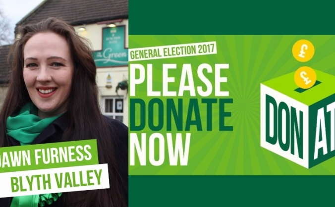 Election 2017: Dawn Furness for Blyth Valley