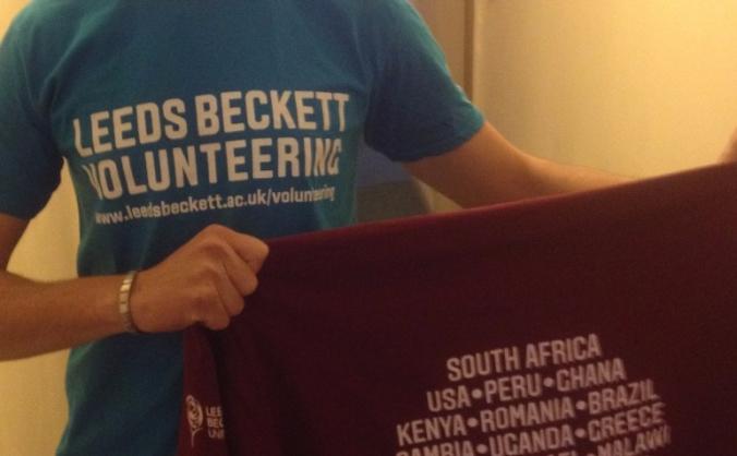 Think 4 Brasil -  Volunteering Project