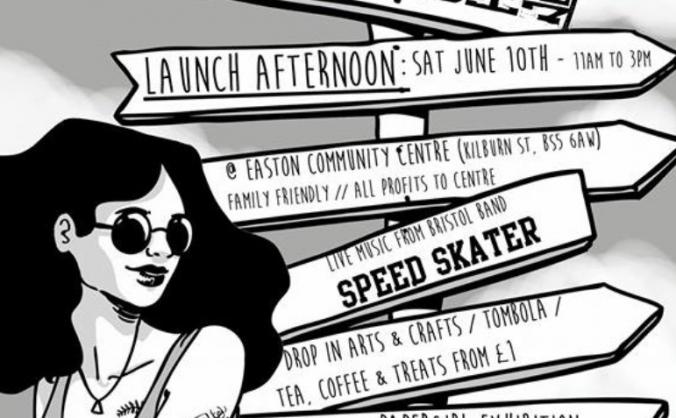 Papergirl Bristol 2017 Exhibition & Fundraiser