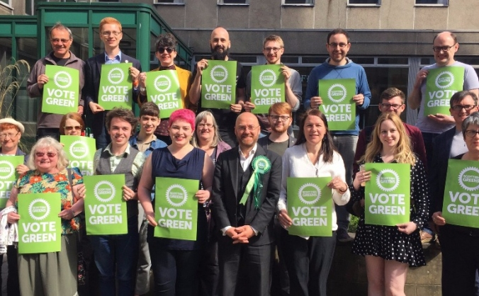 Patrick Harvie for Glasgow North