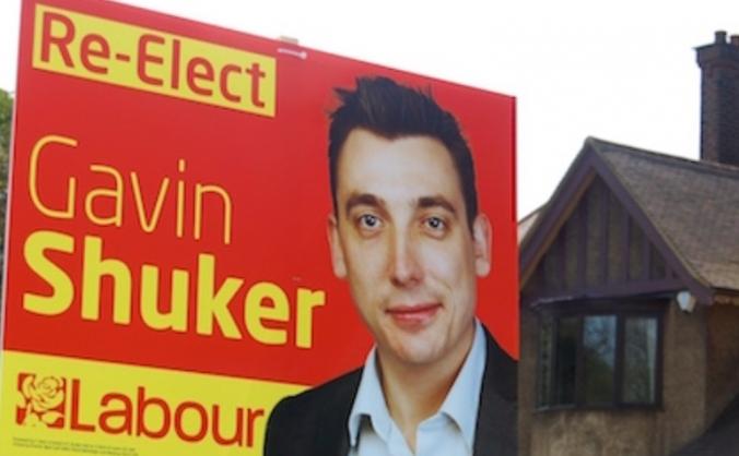 Luton South Labour Party Election Campaign 2017