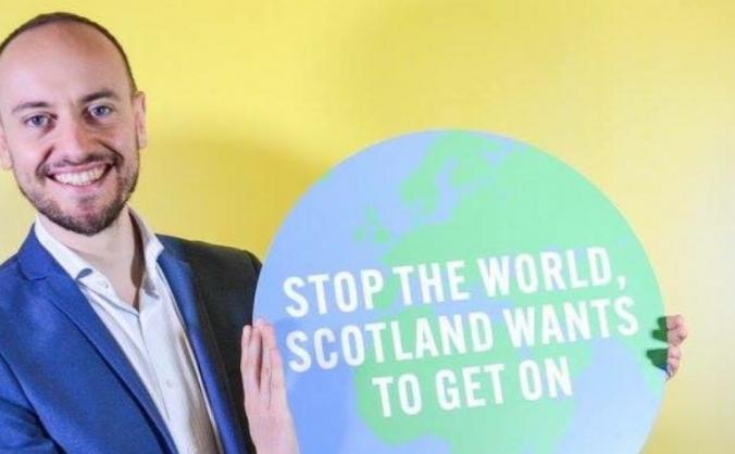 Toni Giugliano for Edinburgh West