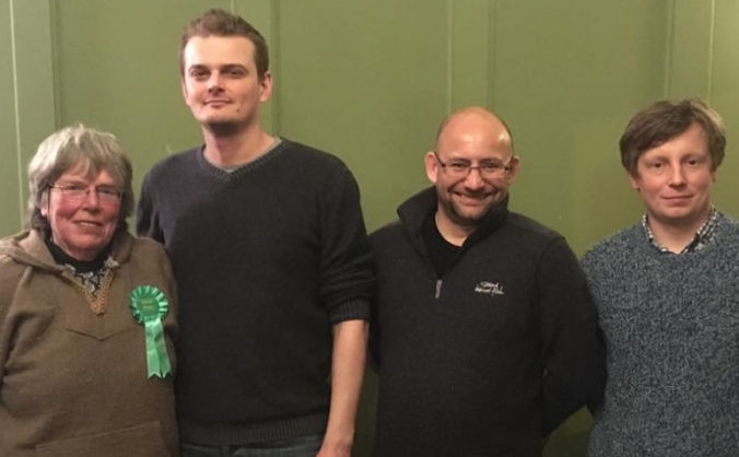 Get the Green Party on Dudley ballot papers!