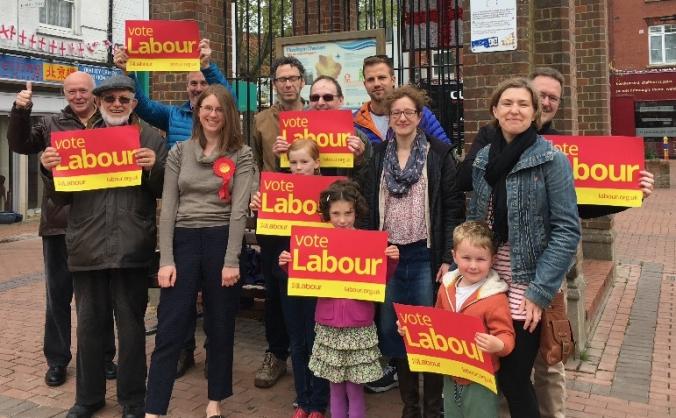 Chesham and Amersham Labour general election fund