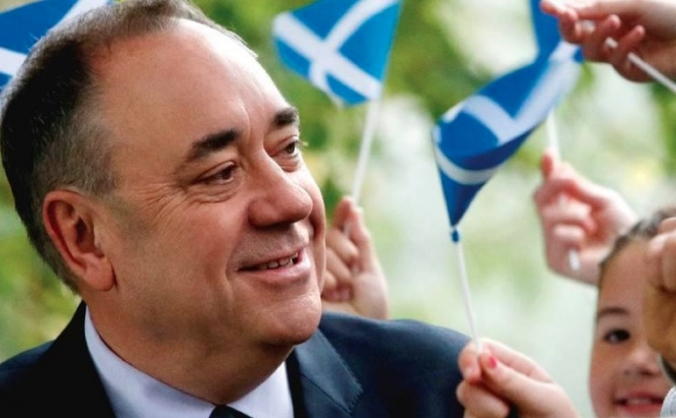 Support Alex Salmond to win Gordon in GE 2017