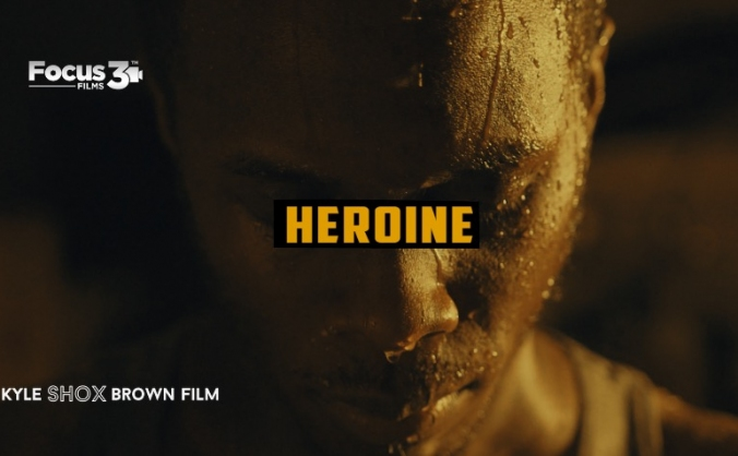 'Heroine'... How to become a real life hero.