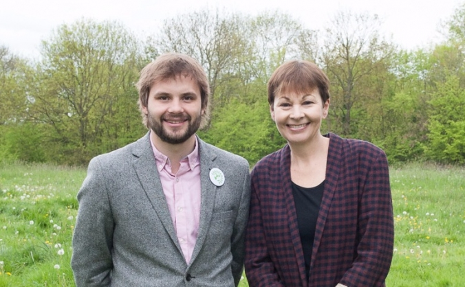 Mark Bray-Parry Guildford Green Party Candidate -