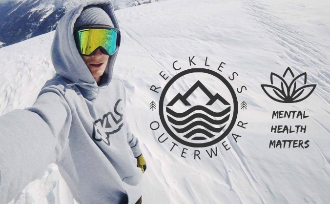 Combat Mental Health Issues with Reckless Outerwear