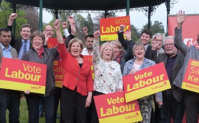 Sally Keeble for Northampton North