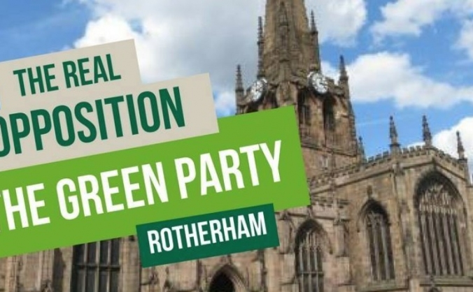 Rotherham Green Party Candidate Funding