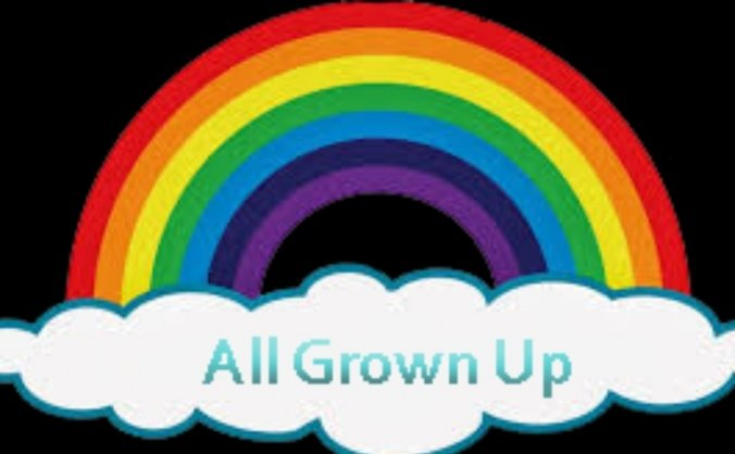 All Grown Up Ltd