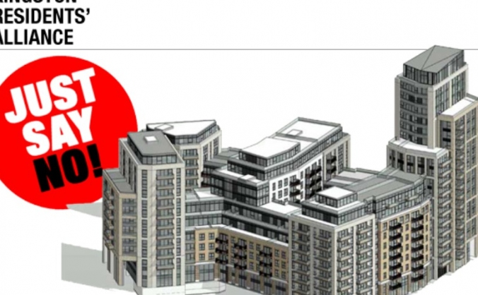 Legal review of Old Post Office Development Plans