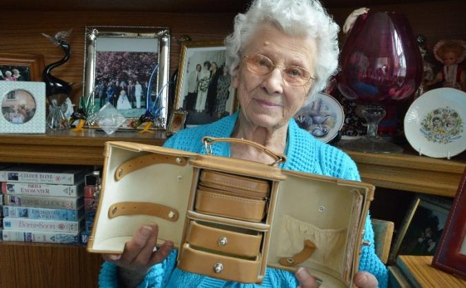 Help 99-year-old Edith