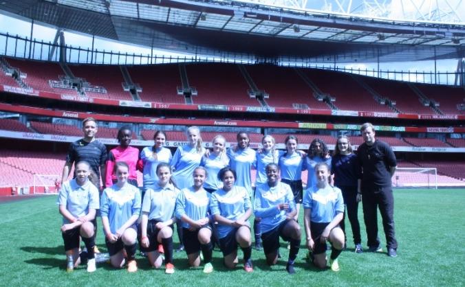 AFC STOKE NEWINGTON (WOMENS FOOTBALL)