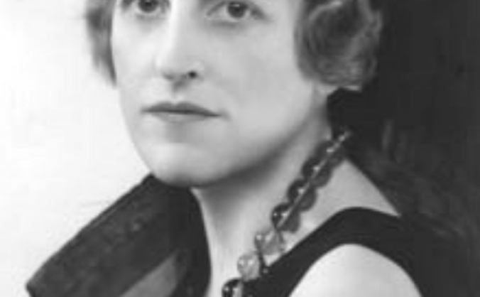 A celebration of Winifred Holtby's life and work