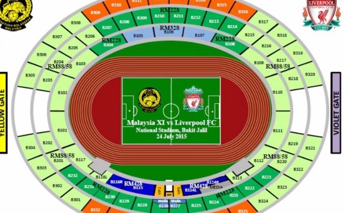 Help iniLiverpool cover LFC match in Kuala Lumpur