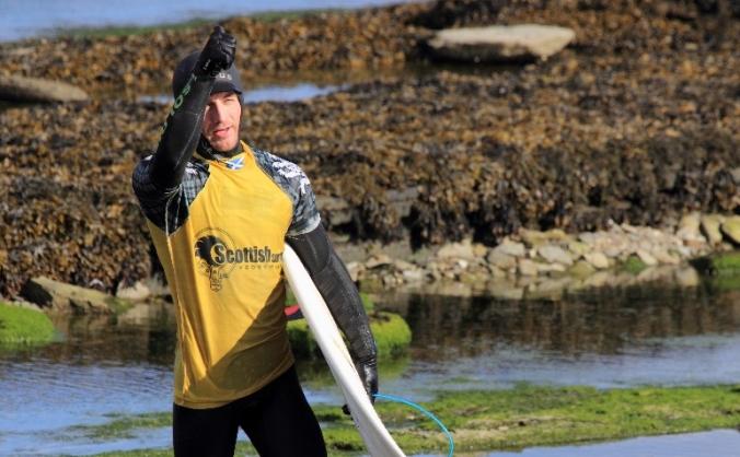 Scotland Surfing Team EuroSurf 2017
