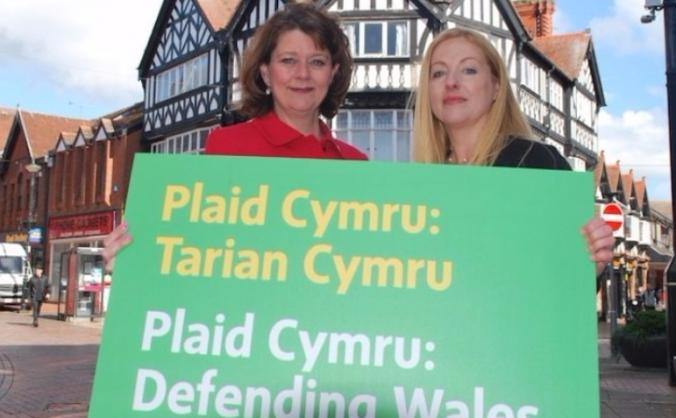 Plaid Wrecsam 2017 Campaign