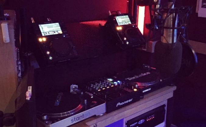 URF DJ Equipment!