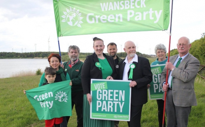 Wansbeck Green Party 2017 Election Campaign