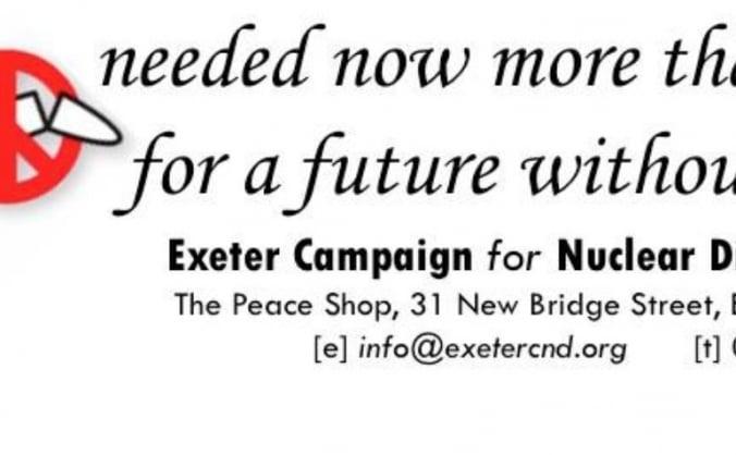 Exeter Peace Shop Development Project