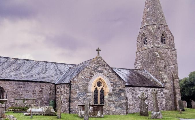 Slates for St Cubert Church