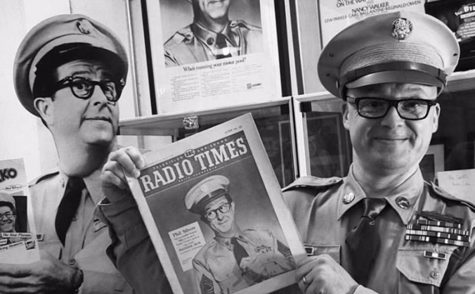 The Phil Silvers Archival Museum Expansion