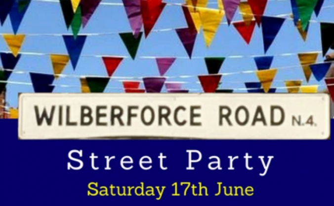 Wilberforce Road Street Party
