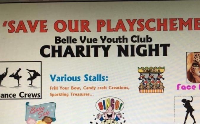 Save our playscheme at Belle Vue Community Centre