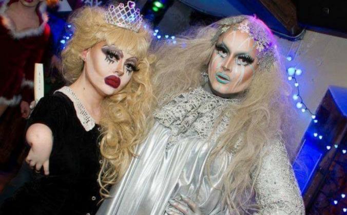 Venus & Opium's make up got jacked! Help 2 queens!