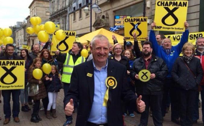 Support  Douglas Chapman   Dunfermline & West Fife